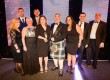PACIFIC managing director Brian Gallacher was honoured to present one of the prizes at the annual Glasgow Airport Awards at the Double Tree by Hilton in Glasgow on Friday, April 21, 2017. He handed over the trophy for Caterer of the Year to the staff at Frankie & Benny's.