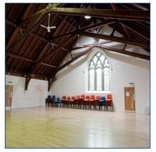 Gillespie Centre, Biggar