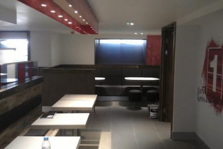 KFC, Princes Street, Edinburgh