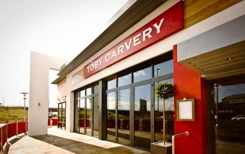 Toby Carvery, Braehead