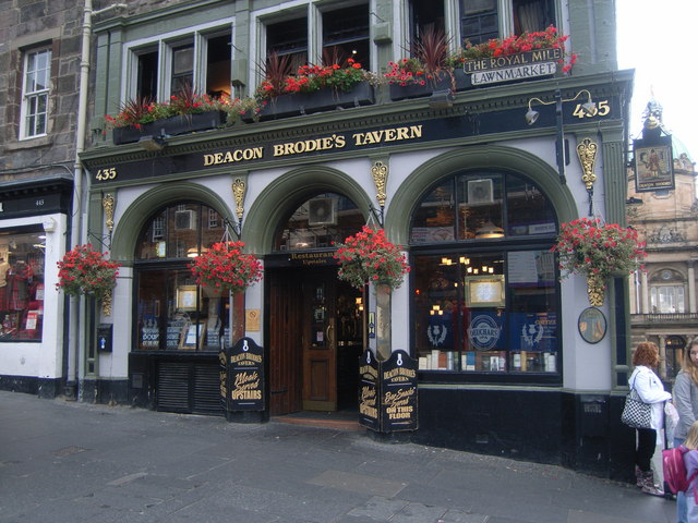 Best Pub Food Edinburgh