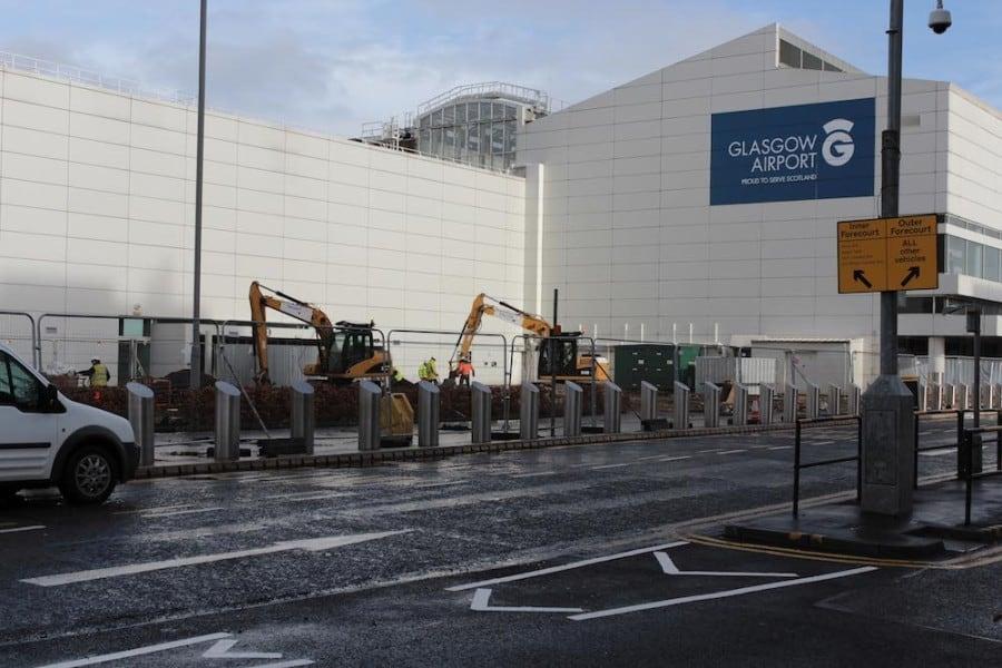 Glasgow International Airport International Arrivals