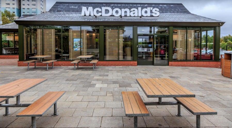 McDonald's, Coatbridge