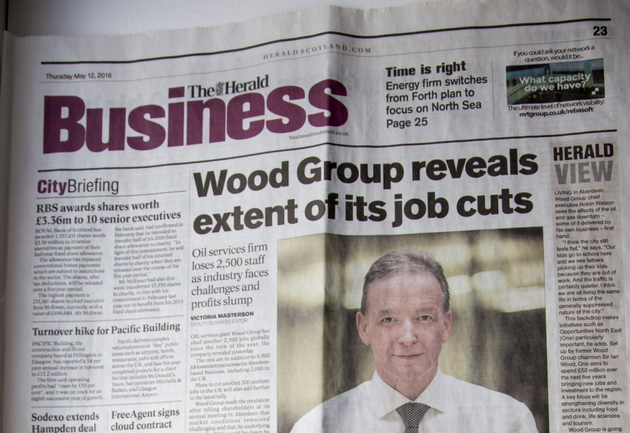 Pacific Building turnover soars, The Herald, Glasgow, Scotland, UK