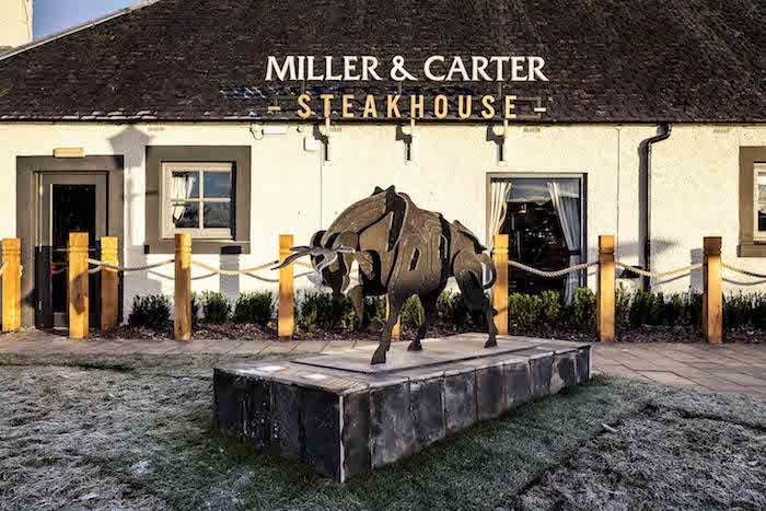 Miller Amp Carter Steak Restaurant Newton Mearns Pacific