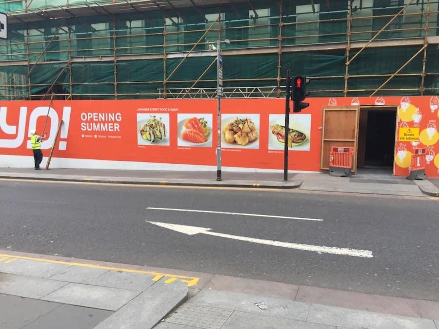 YO! Sushi, West George Street, Glasgow