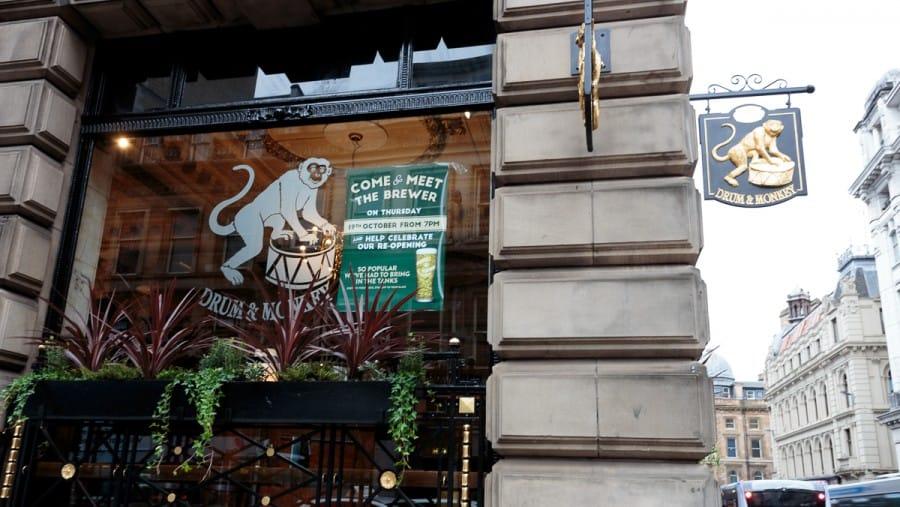 Drum & Monkey Glasgow