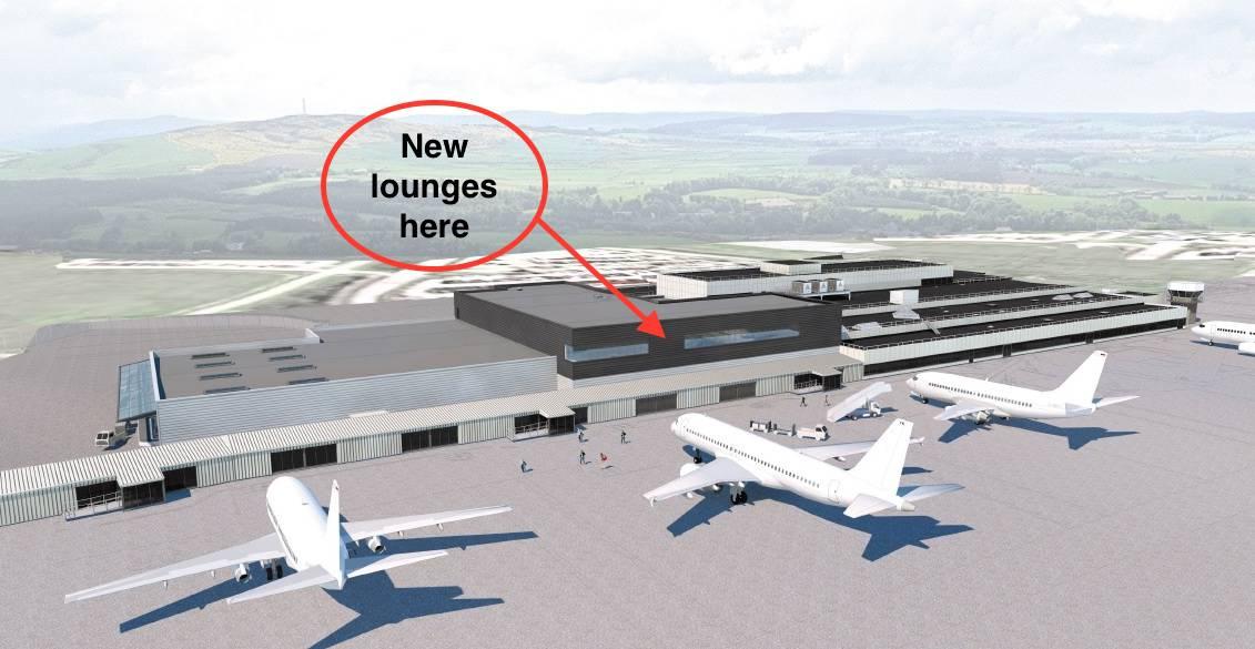 aberdeen-airport lounge