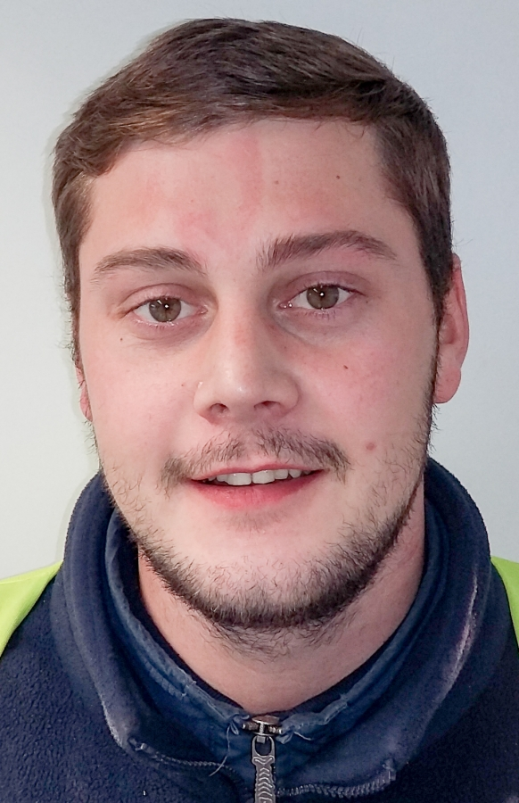 Jordan Reid, joiner