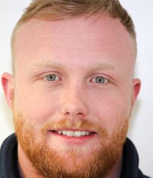 Jamie Bright, site supervisor